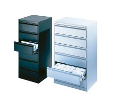Karteischrank Acurado C2000 - 6 Schubladen